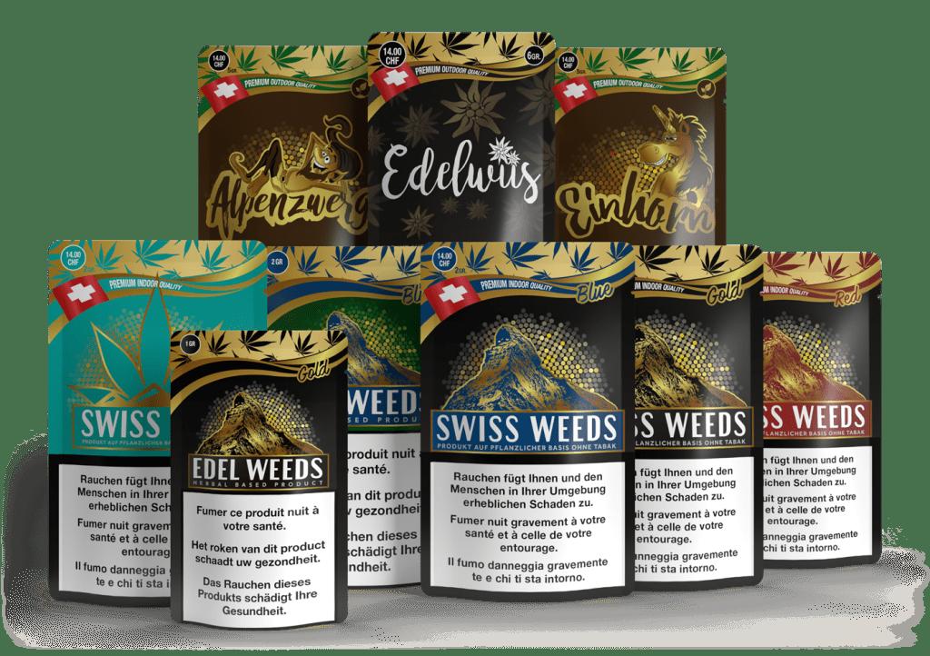 Cannabis Tobacco Substitutes